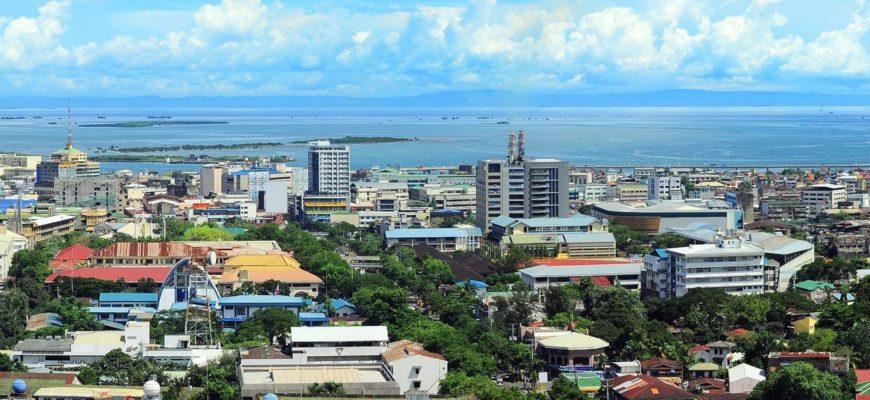 Как добраться от Манилы до Себу