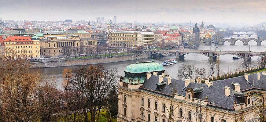 Калининград - Прага