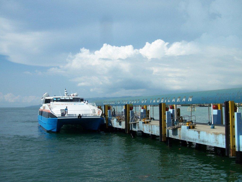 Паром до Себу