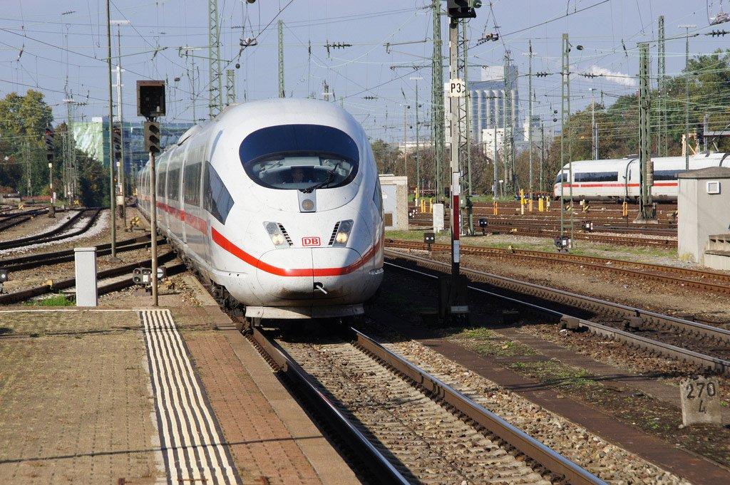 Поезд из Мюнхена