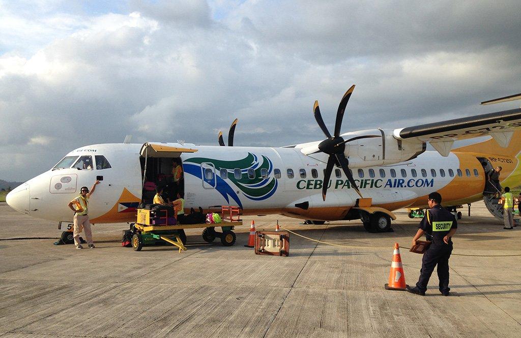 Самолет из Манилы