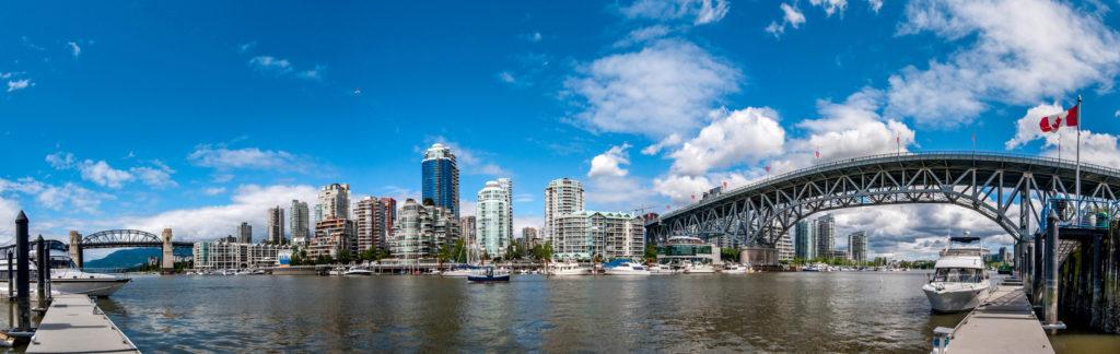 Где находится Ванкувер? Город Ванкувер находится в какой стране?