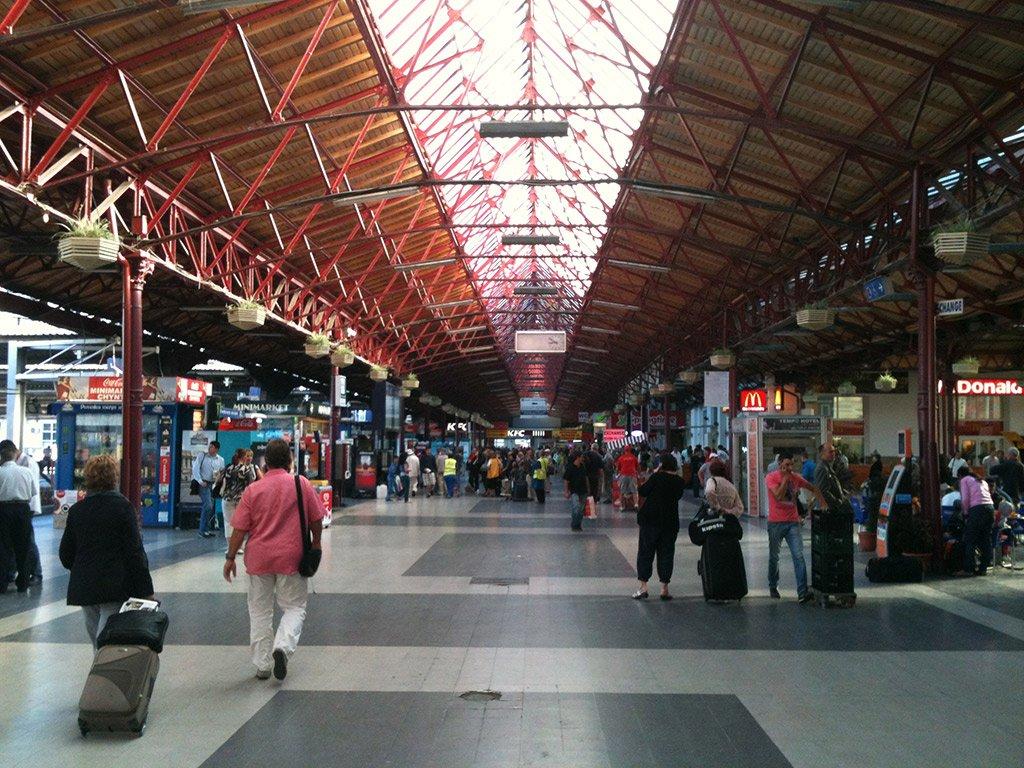 Вокзал Бухареста