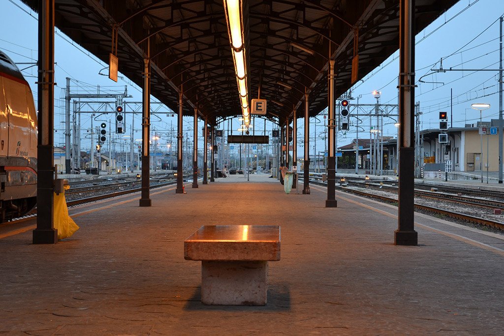 Вокзал в Вероне