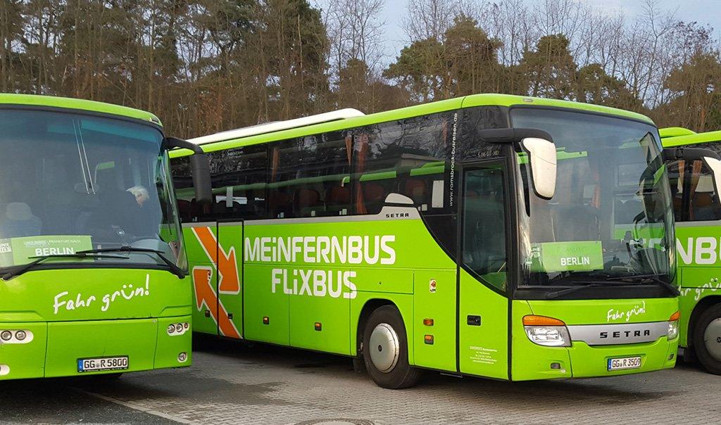 Автобус до Берлина