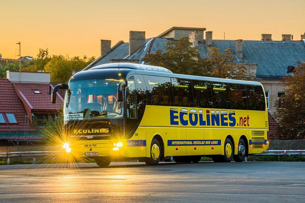 Автобус Эколайнс