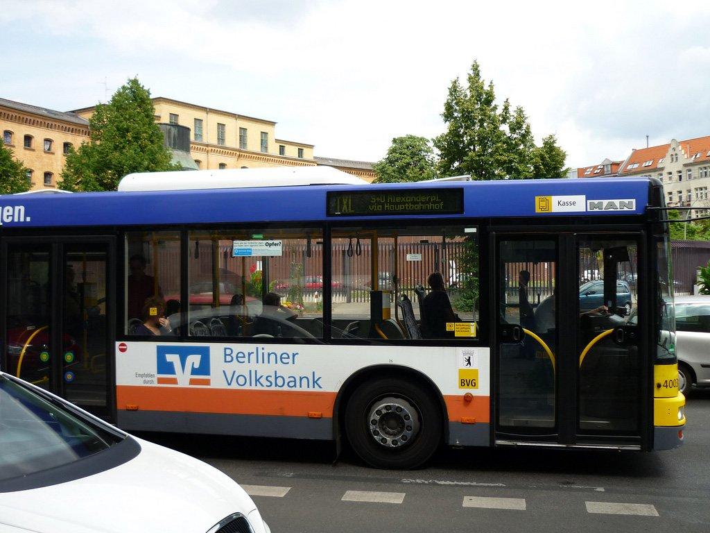 Автобус из аэропорта