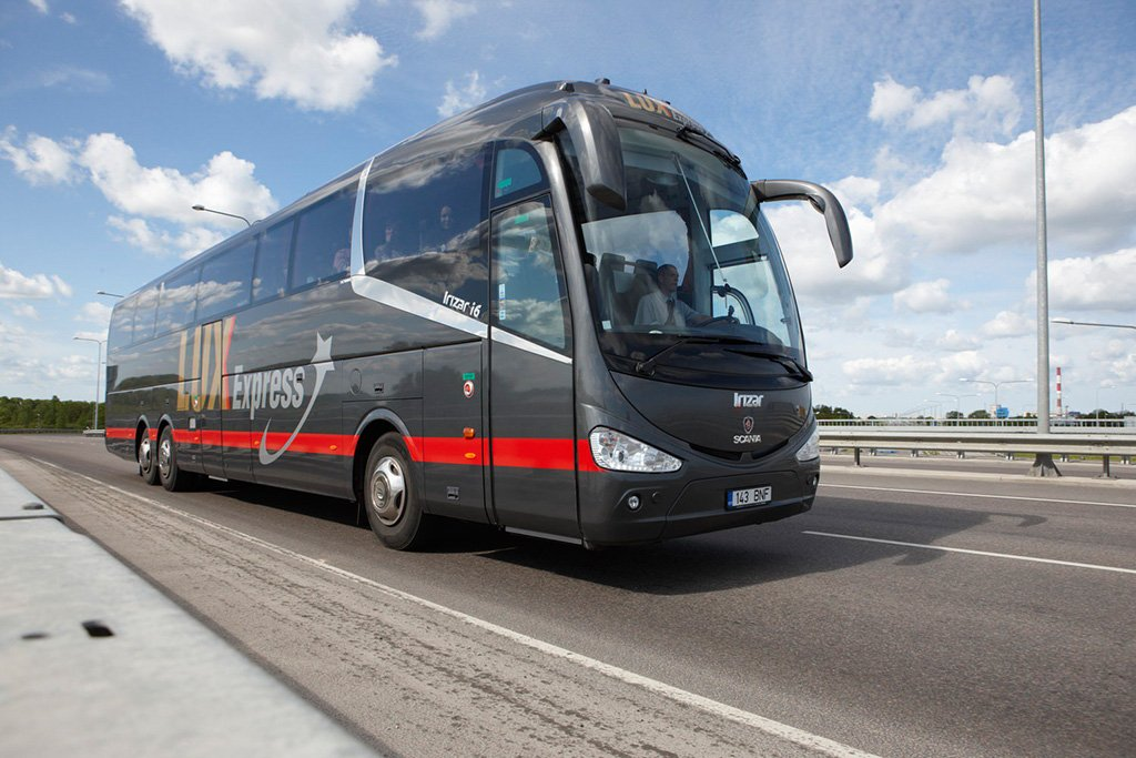 Автобус Люкс Экспресс