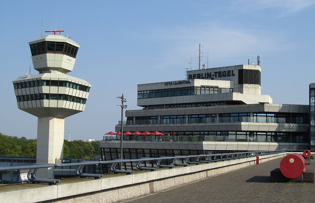 Берлинский аэропорт