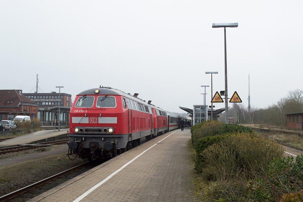 Поезд из Берлина