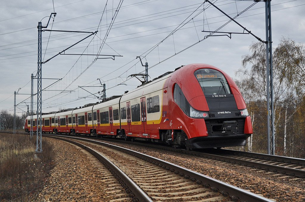 Поезд из Варшавы