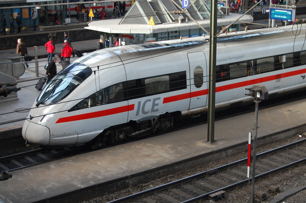 Поезд из Вены