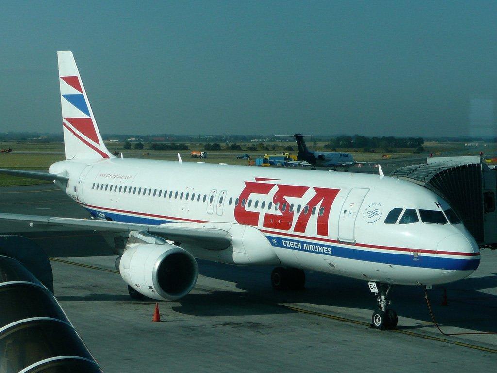 Самолет из Варшавы