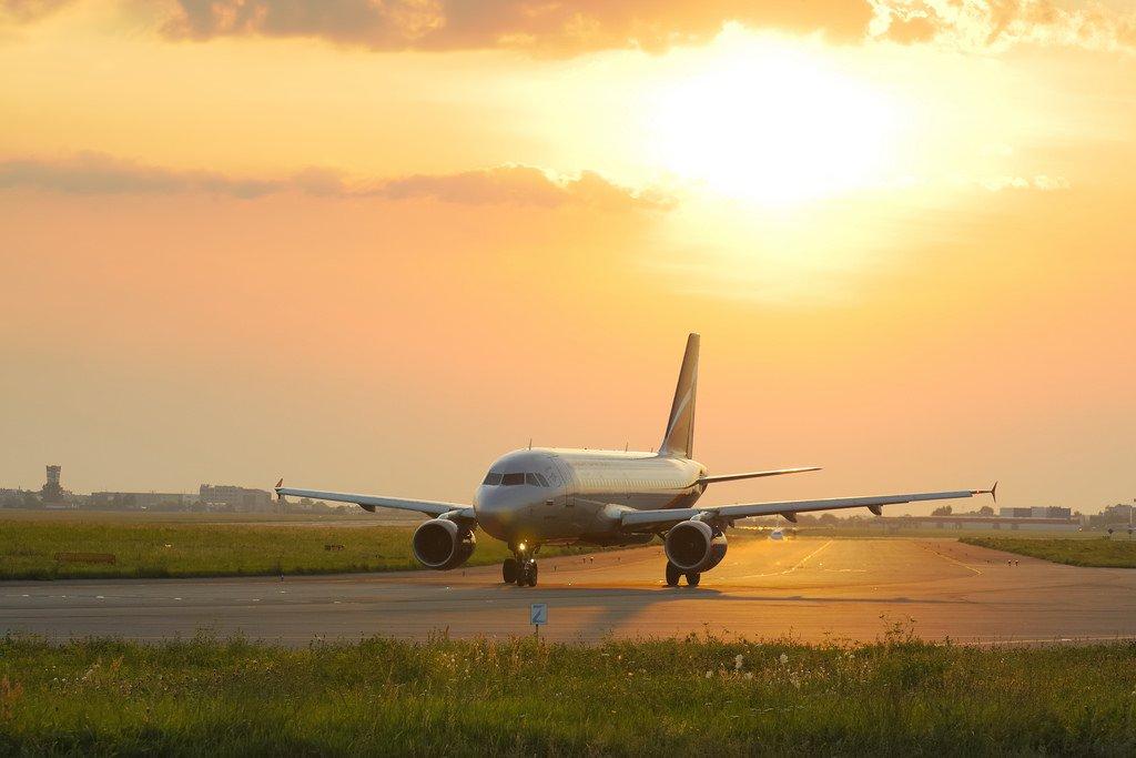 Самолет из Вильнюса