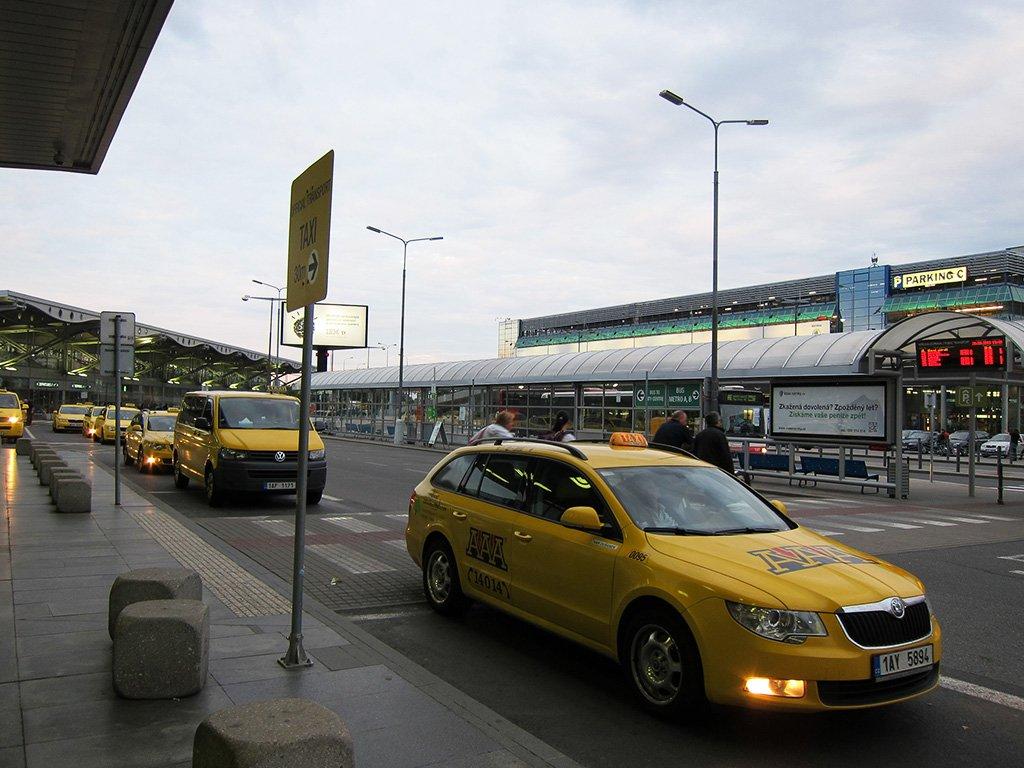 Такси и минивены
