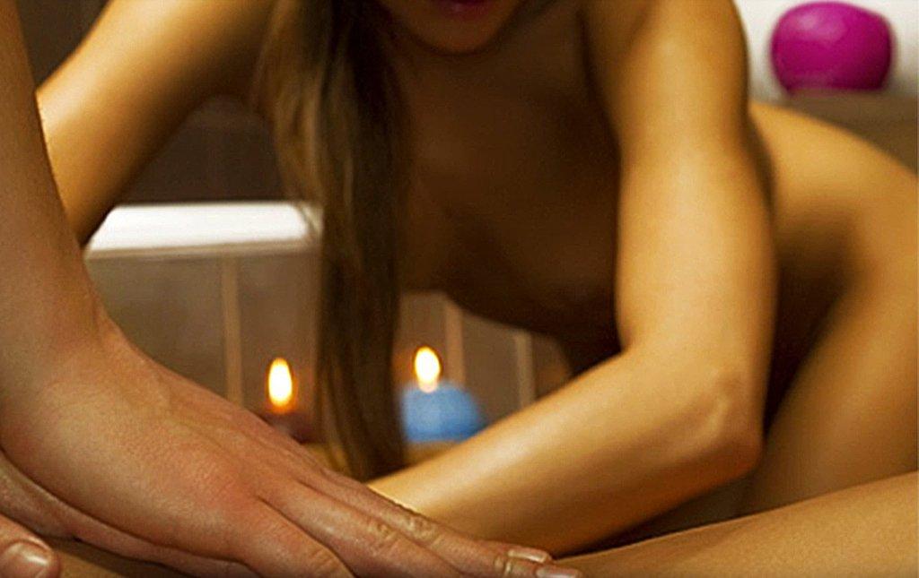 Телесный массаж