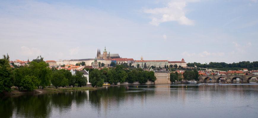 Варшава - Прага