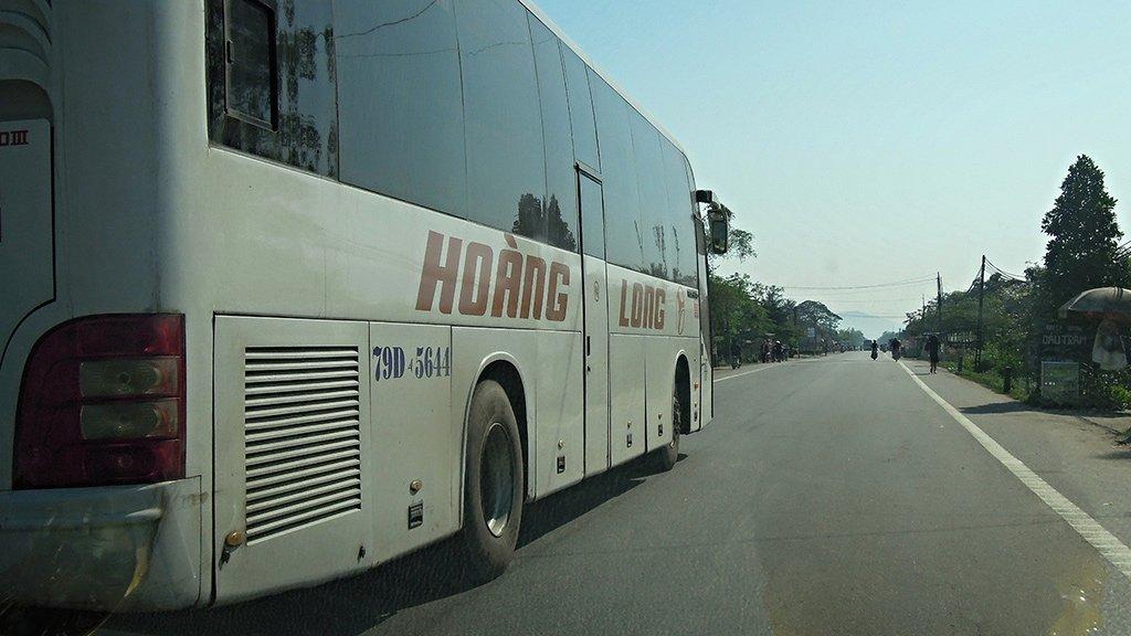 Автобус в Ханой