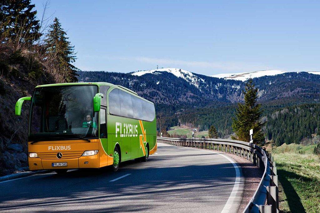 Автобус в Римини