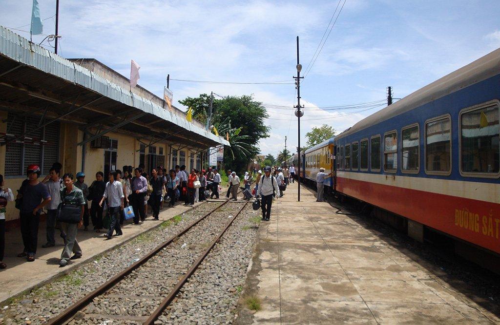 Поезд в Муй Нэ