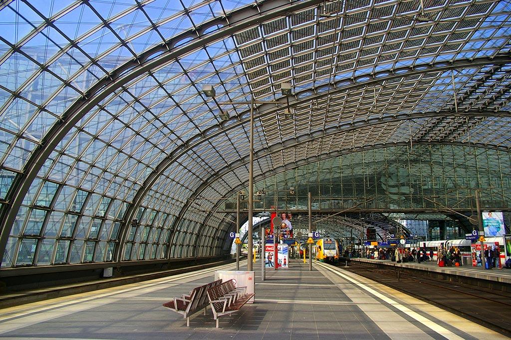Вокзал Берлина