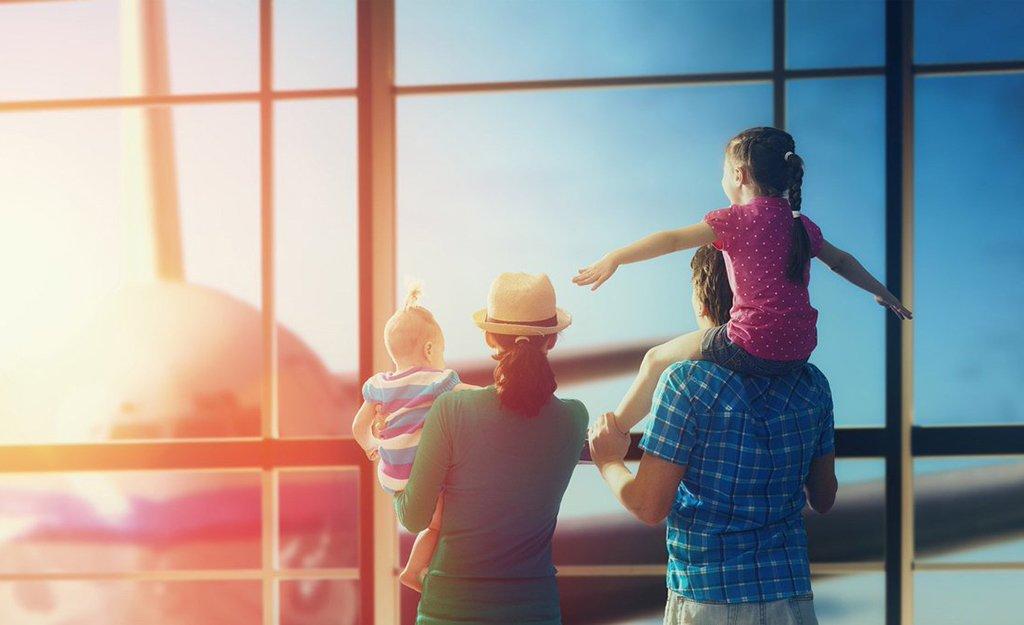 Путешествие семьей