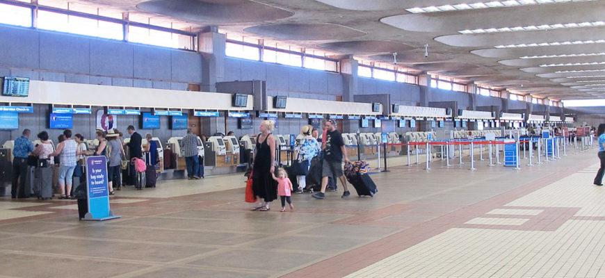 За сколько до вылета начинается и заканчивается регистрация на рейс самолета