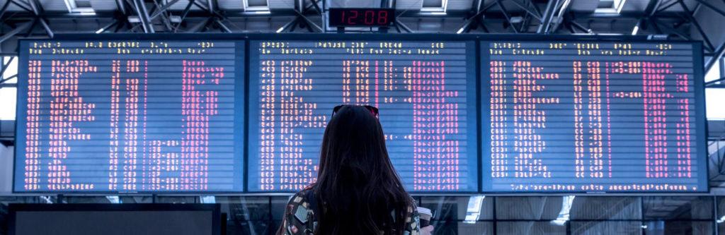 Задержка рейса в аэропорту права пассажира