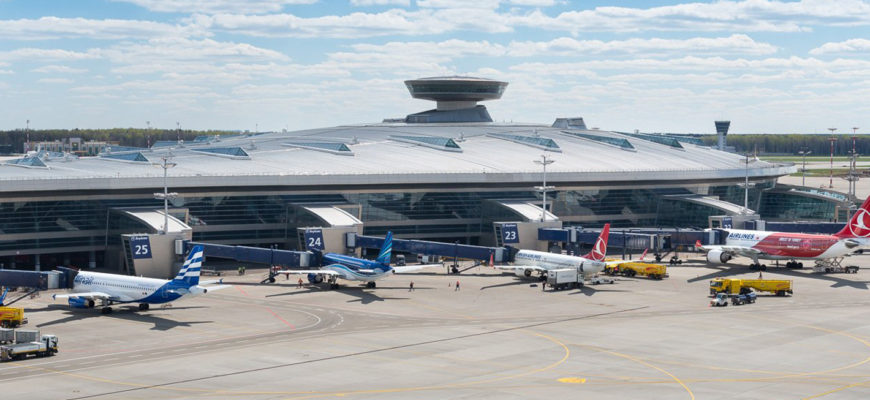 Сколько аэропортов в Москве