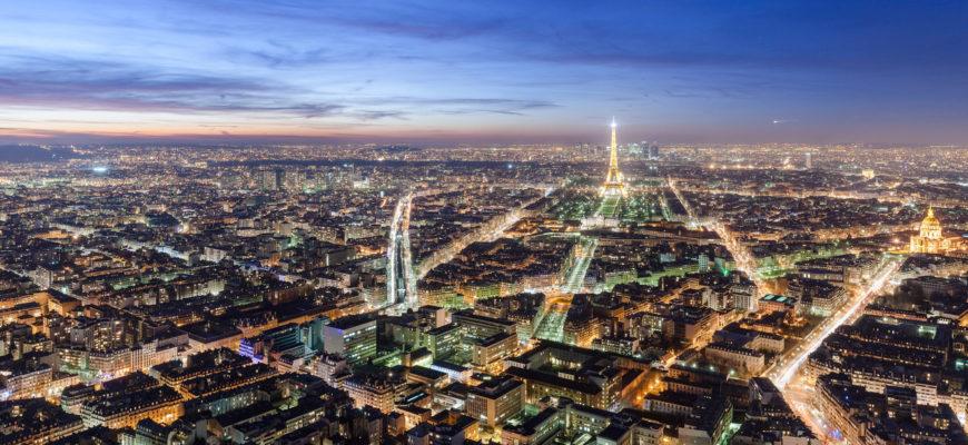 Как из аэропорта Орли добраться до центра Парижа