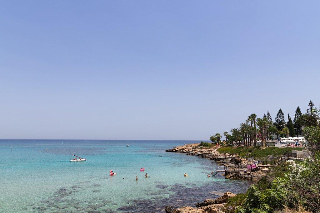 Море на Кипре