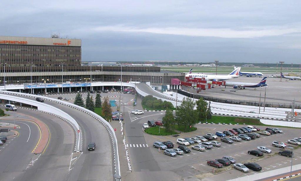 Москва-Шереметьево