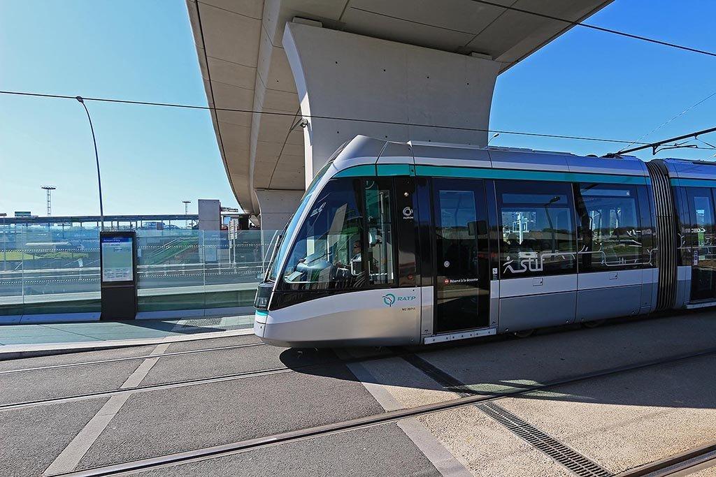 Трамвай из Орли
