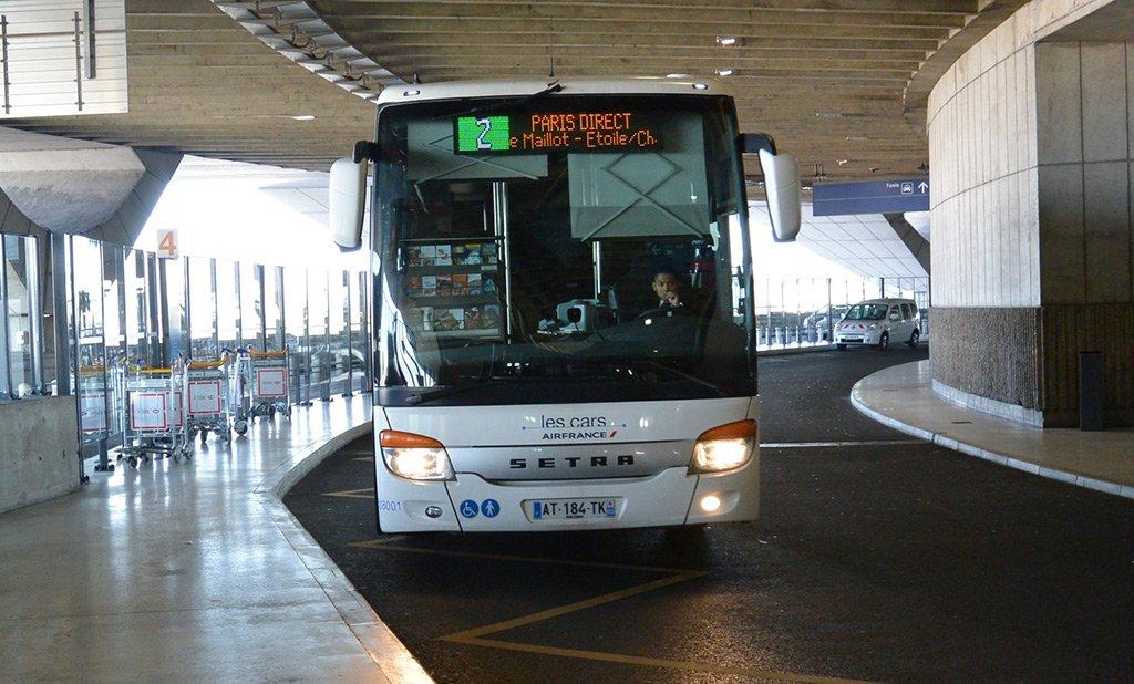 Автобус Айрфранс