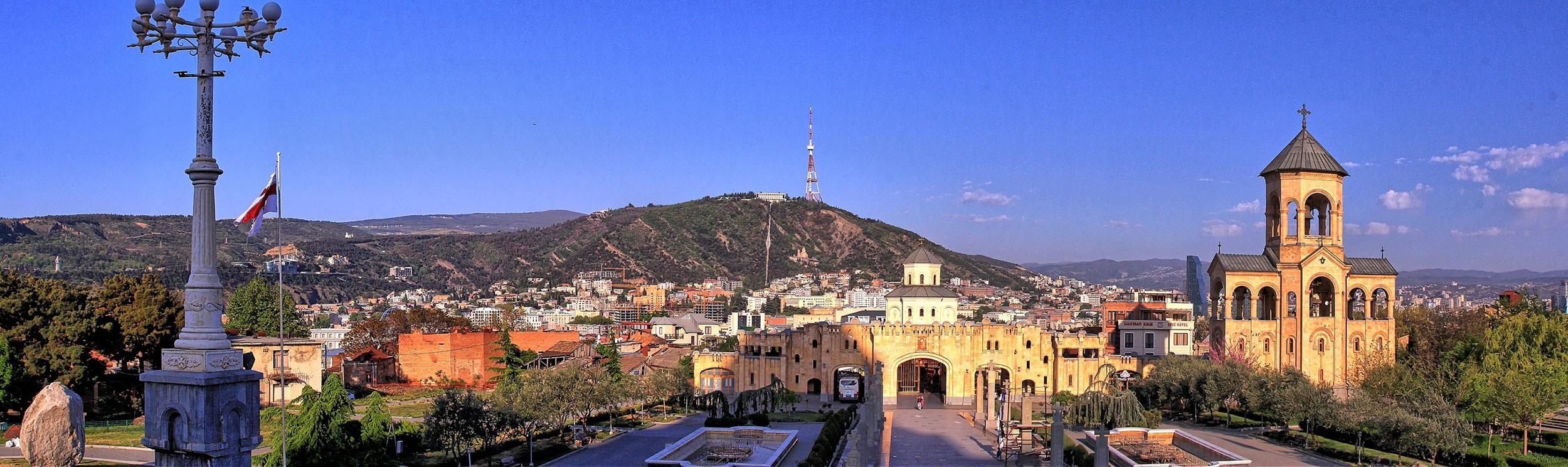 Город «Т»: что посмотреть в Тбилиси за 3 дня