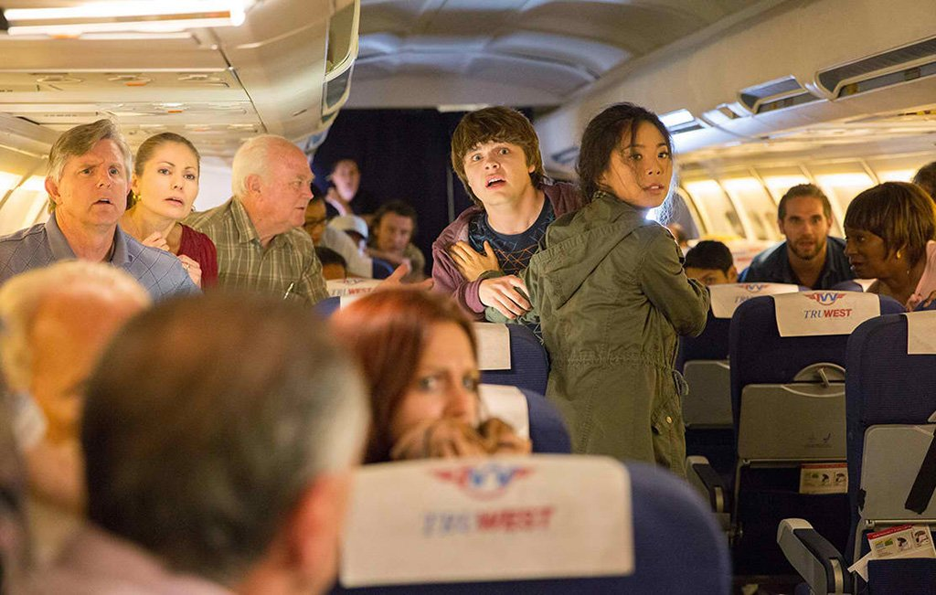 Паника в самолете