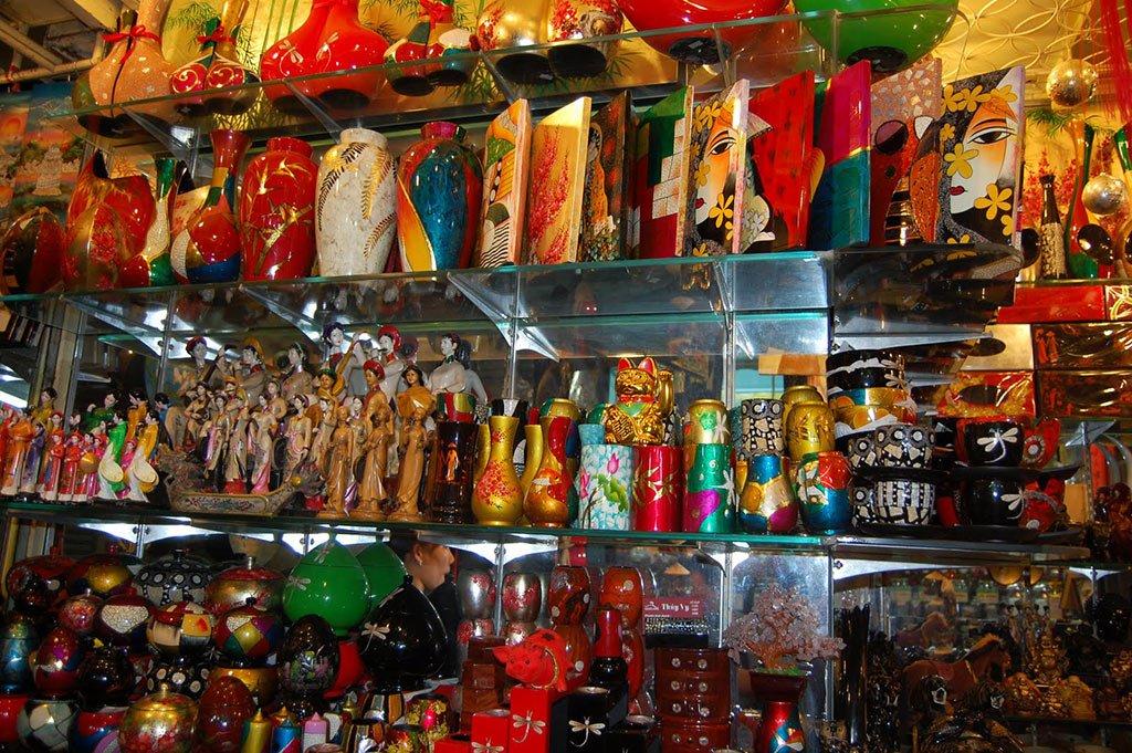 Сувениры во Вьетнаме