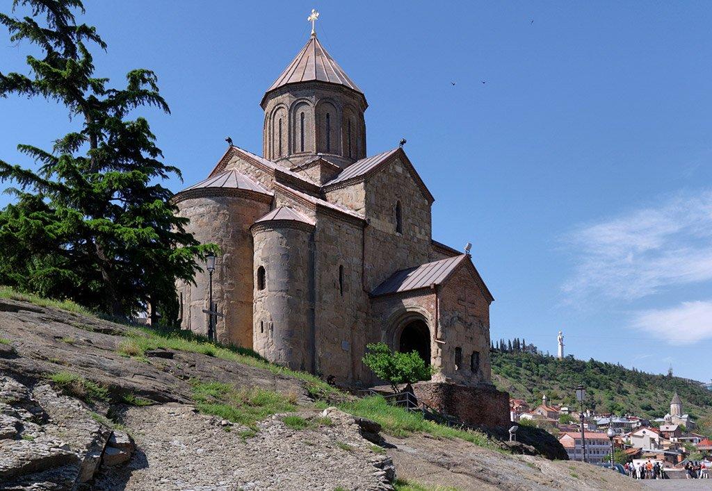 Церковь Метехи