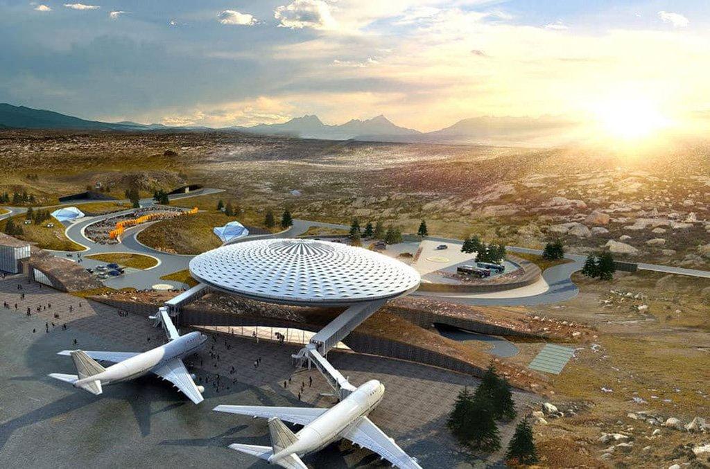 Аэропорт Тибета