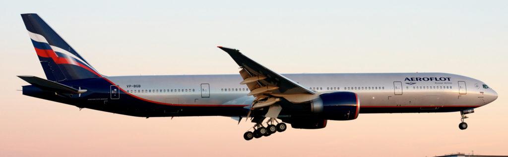 Боинг (Boeing) 777 300 ER схема салона аэрофлот лучшие места