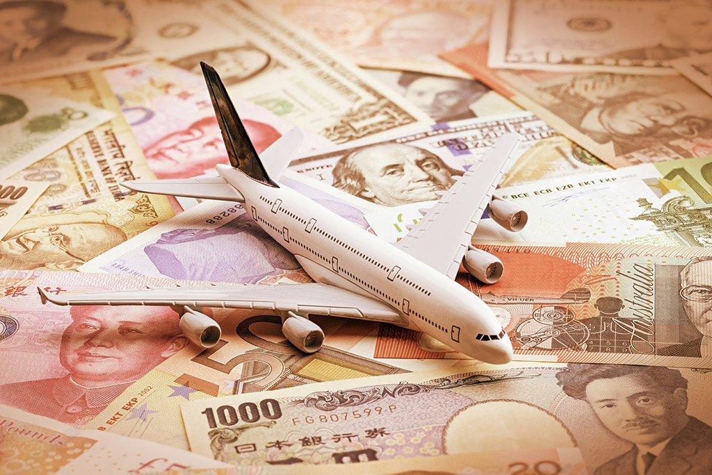 Деньги и самолет