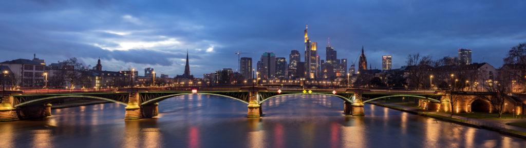 Франкфурт на майне достопримечательности