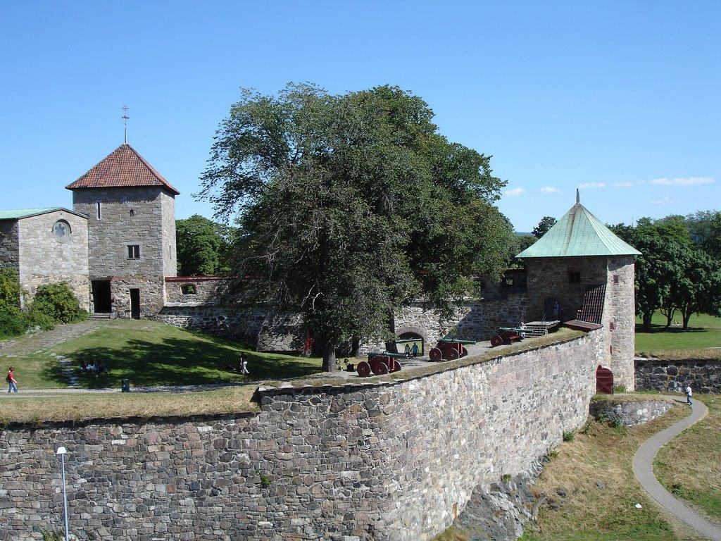 Крепость Акерсхус
