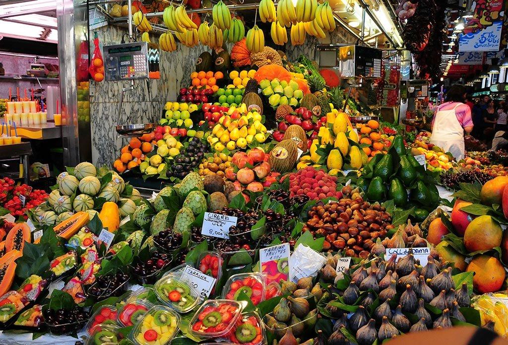 Необычные плоды
