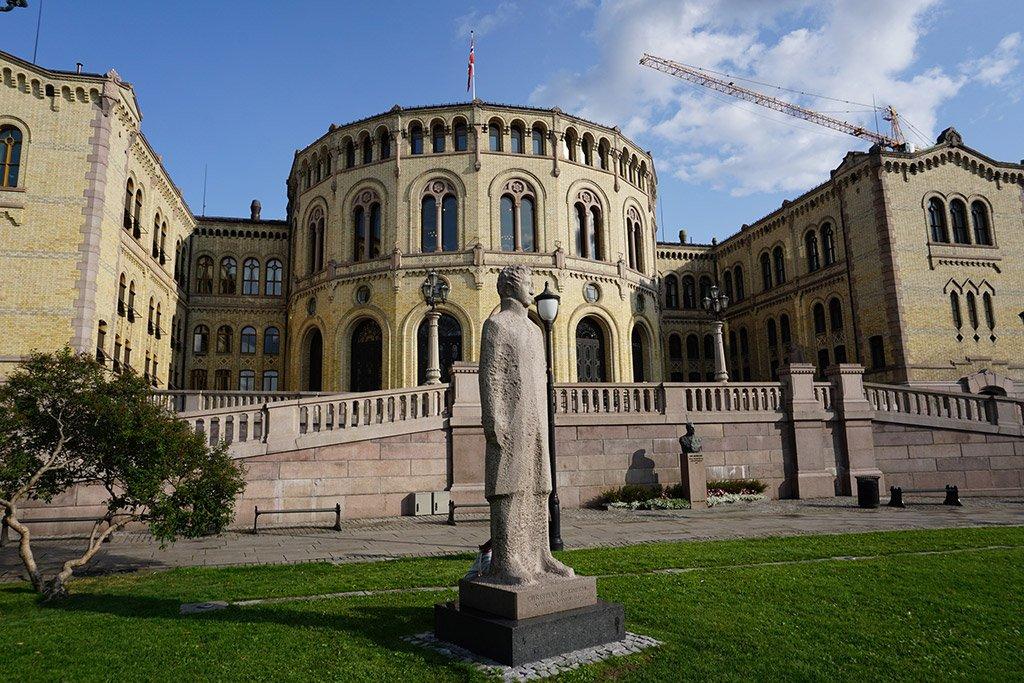 Норвежский парламент