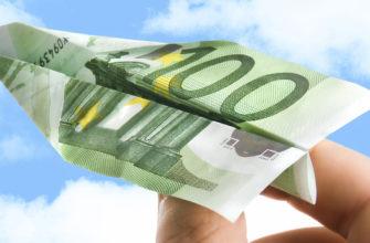 Сколько наличных денег можно перевозить в самолете