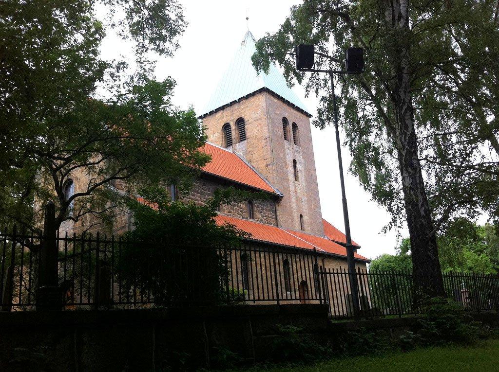 Церковь Акера