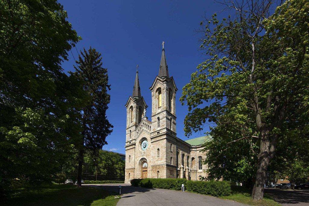 Церковь Каарли