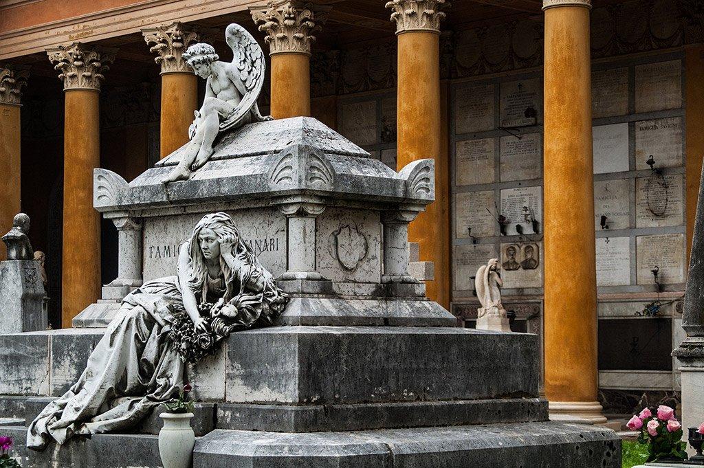 Кладбище Чертоза
