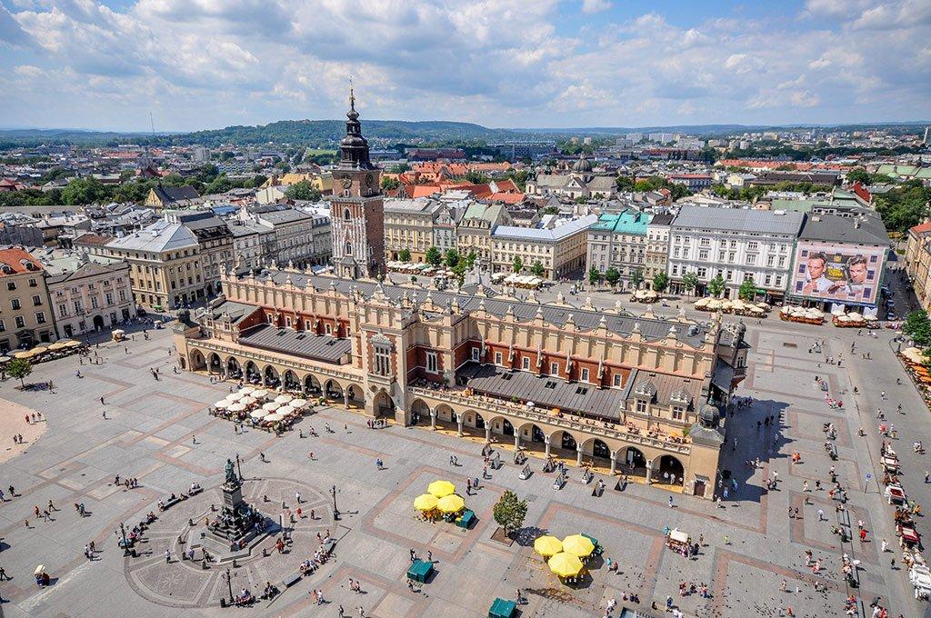 Краковская ратуша